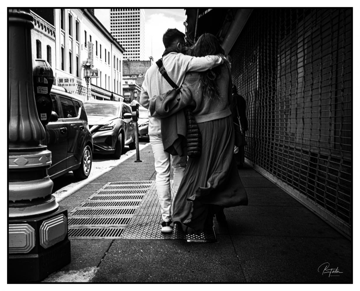 Walking, Talking, & Being, ©2021 Reginald Foster