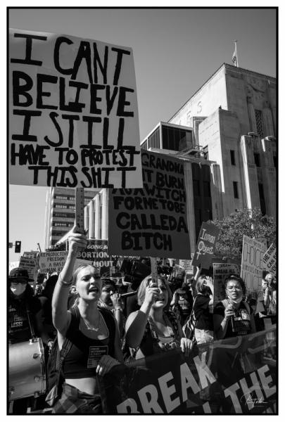 Disbelief with Action, ©2021 Reginald Foster